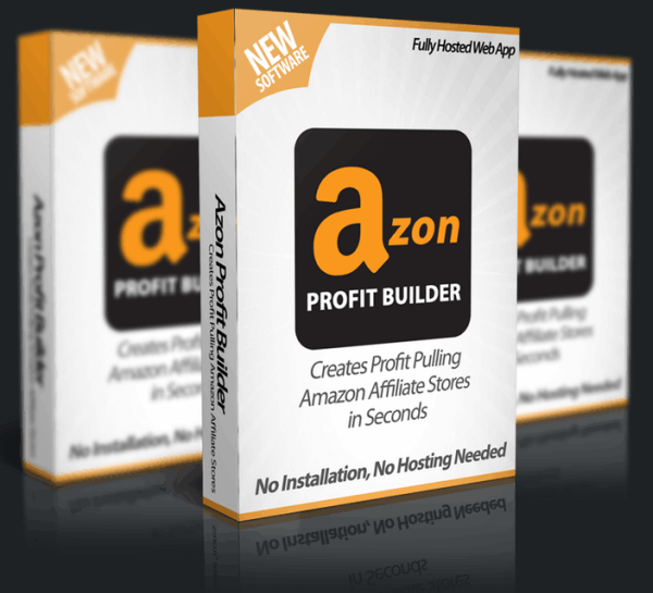 azonprofitbuilder amazon affiliate sites azon profit builder
