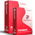 playtraffic YouTube playlist marketing software
