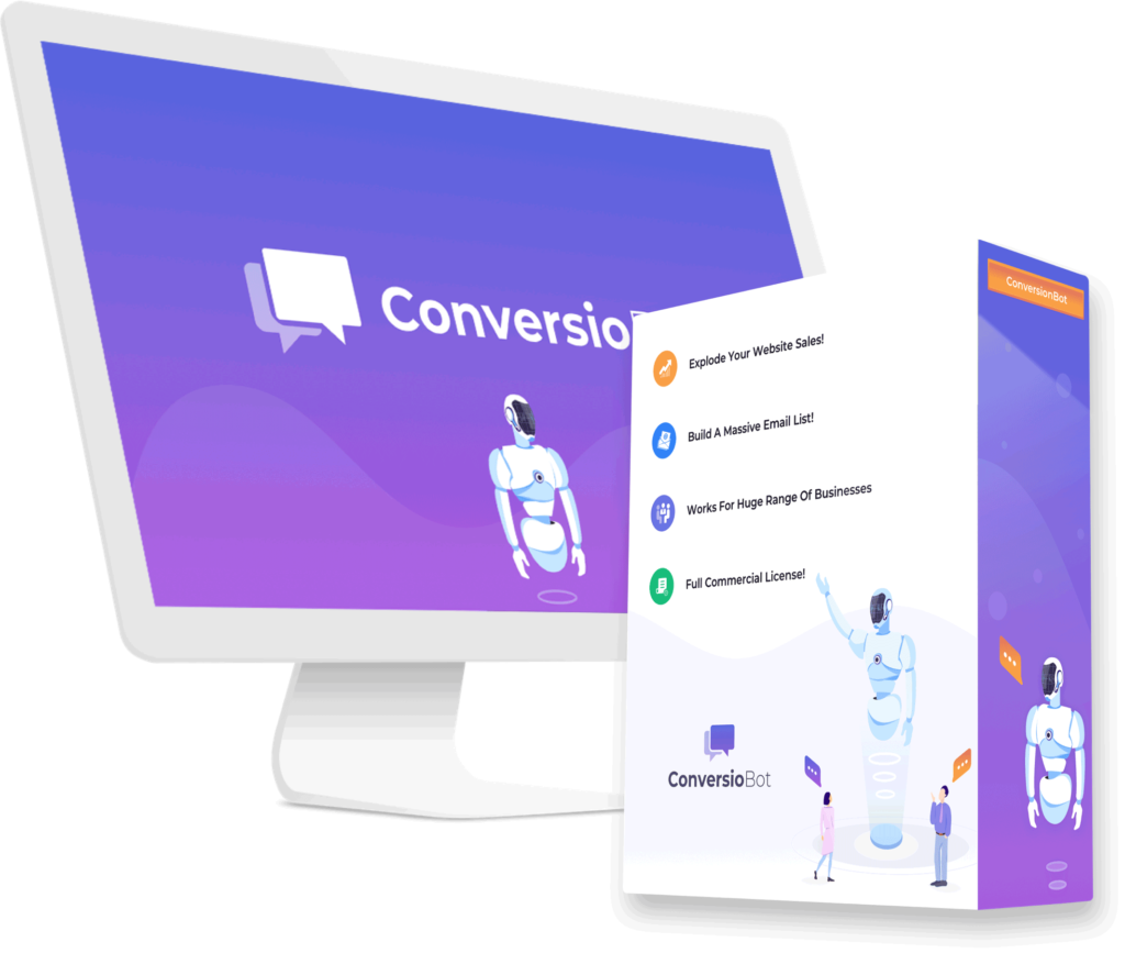conversiobot chatbot software that's artificial intelligence based