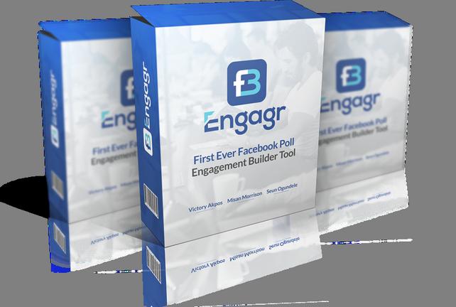 FB Engagr Facebook poll builder software