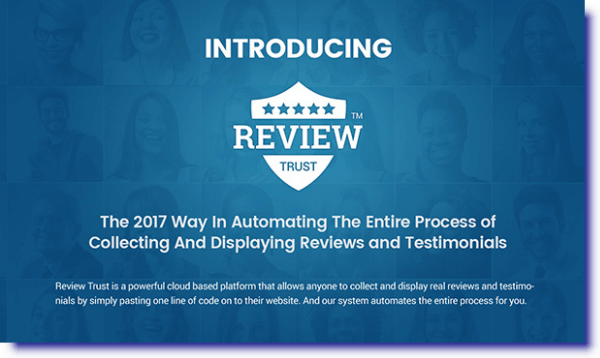 ReviewTrust best product review software