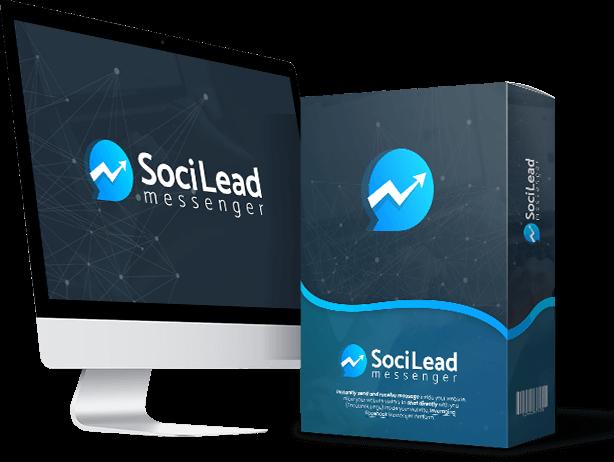 Socilead Messenger Facebook messenger marketing software