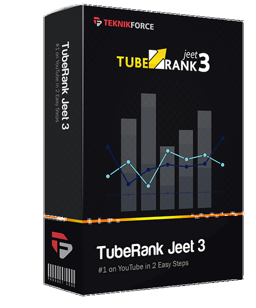 tuberank jeet 3 best youtube seo software for video ranking