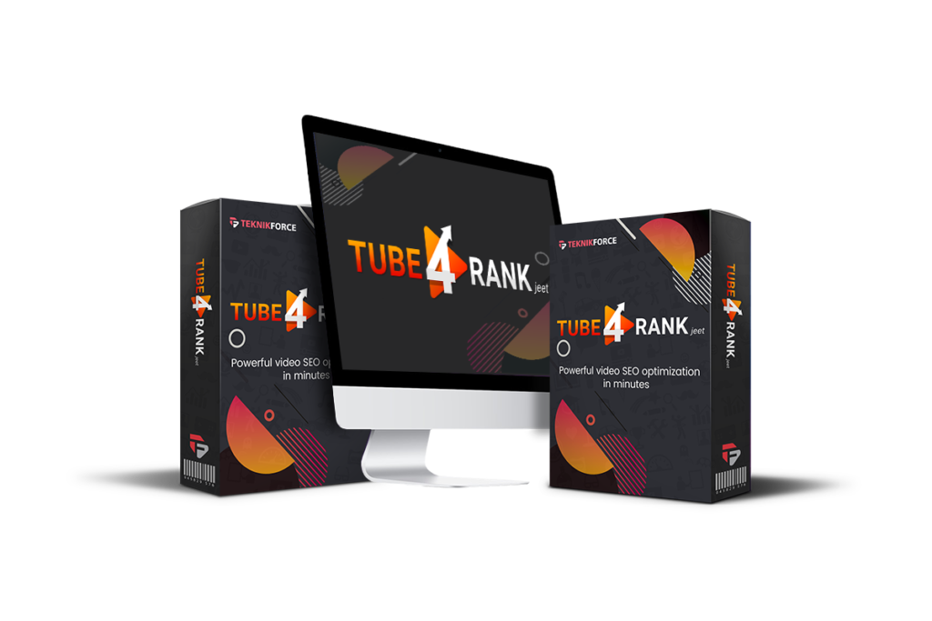 tuberankjeet 4 Youtube optimization software