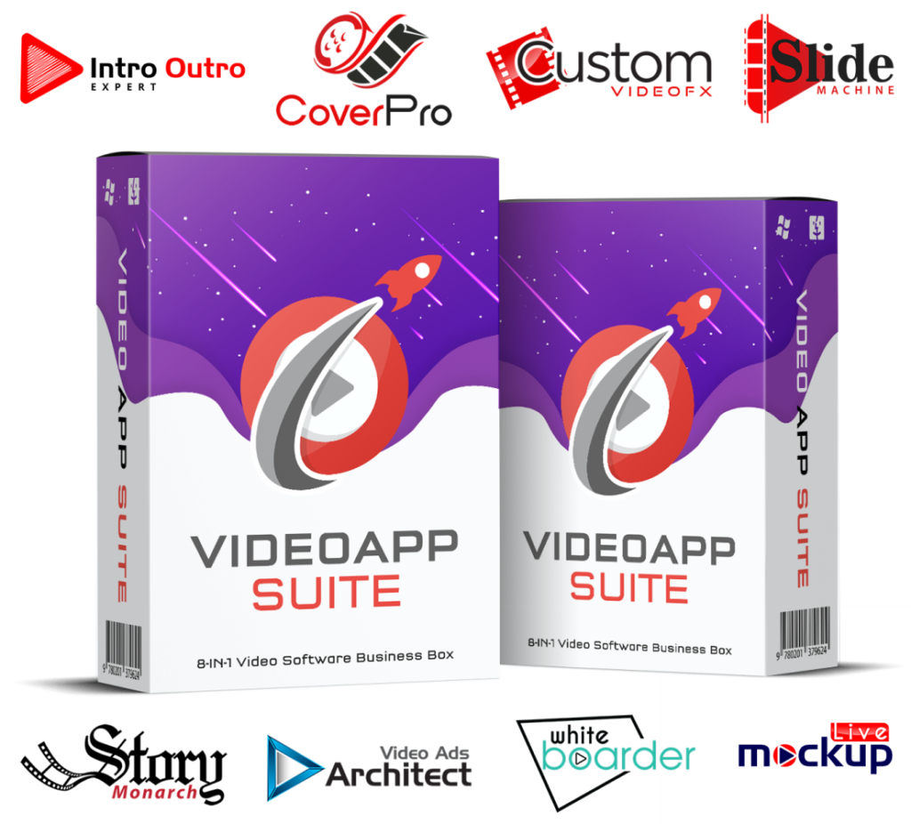 video app suite high quality video app software bundle