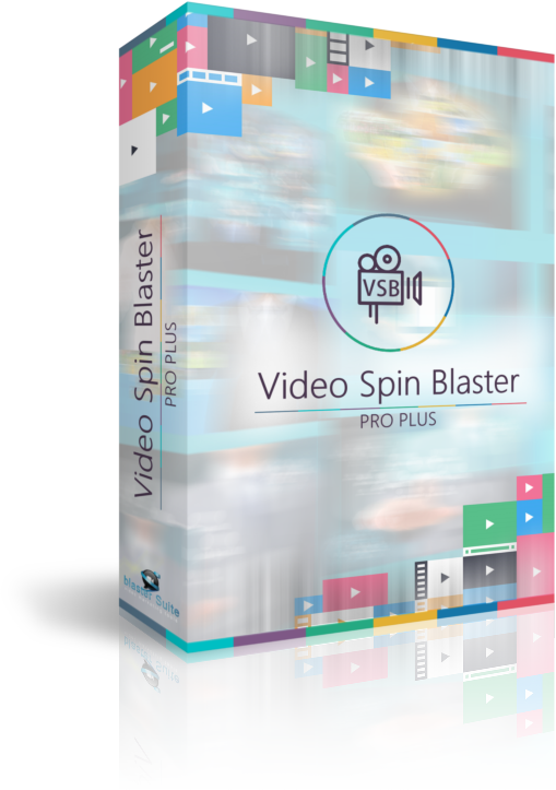 video spin blaster pro plus 2 best video creator software