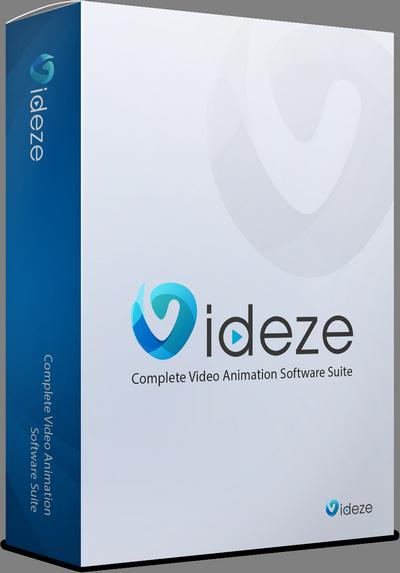 Videze video animation software