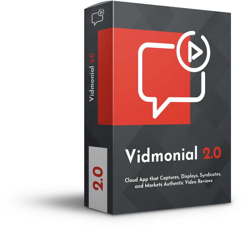 vidmonial best video testimonials tool