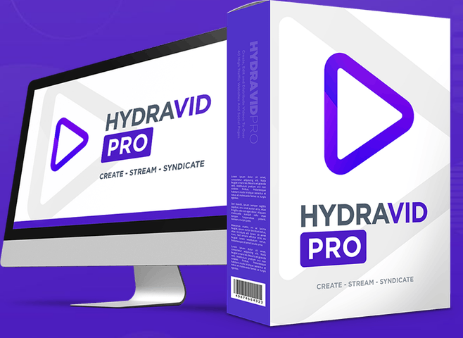 hydravid pro video marketing software suite
