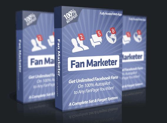 fanmarketer facebook fanpages