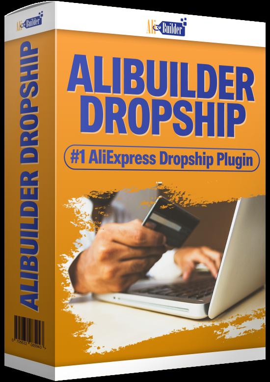 AliExpress dropshipping Alibuilder plugin for WordPress