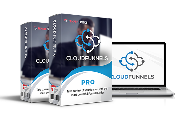 cloudfunnels - funnel builder software with autoresponder
