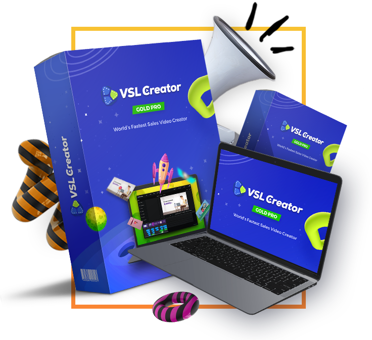 VSL creator software to create sales videos