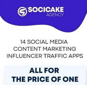 socicake social media apps