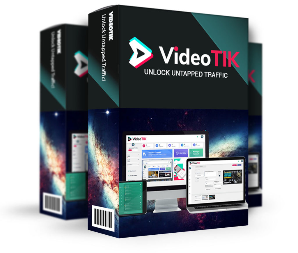 VideoTik create viral videos for TikTok