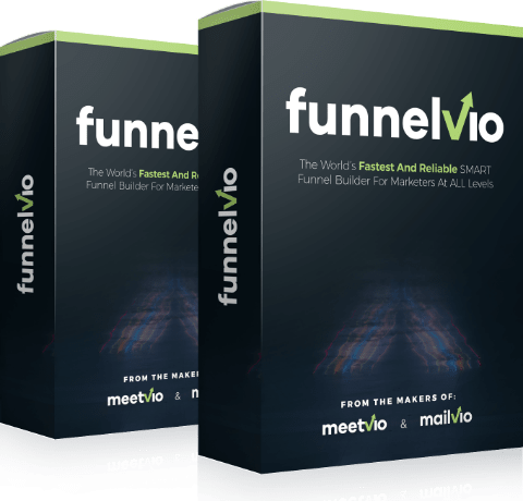 Funnelvio - create funnels and pages with smart funnel builder