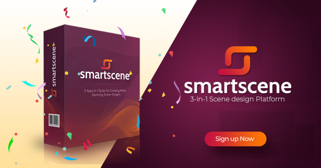 Smartscene scene design software