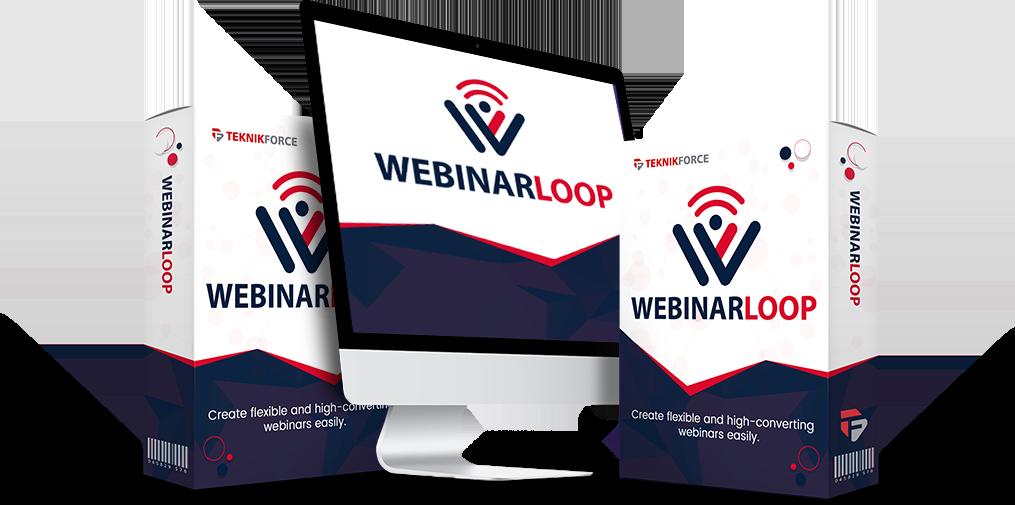 Webinarloop - create webinars