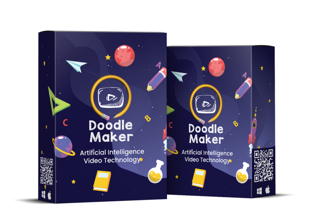 Doodlemaker Doodle video creation software