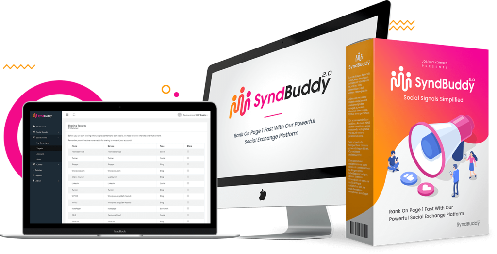 Syndbuddy 2.0 review ranking of videos websites
