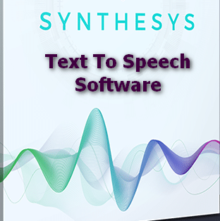 Synthesys text to speech software