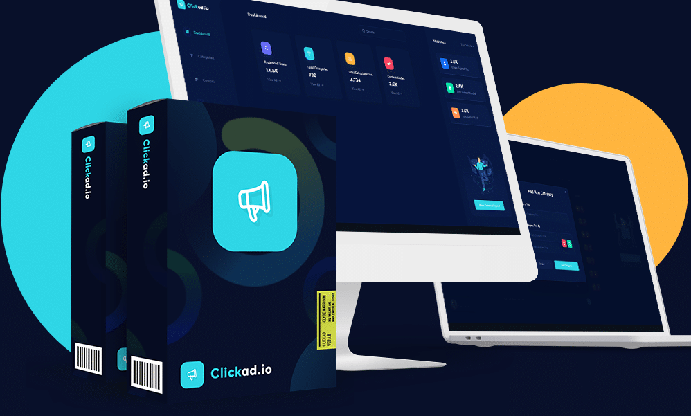 Clickad Ads creation app