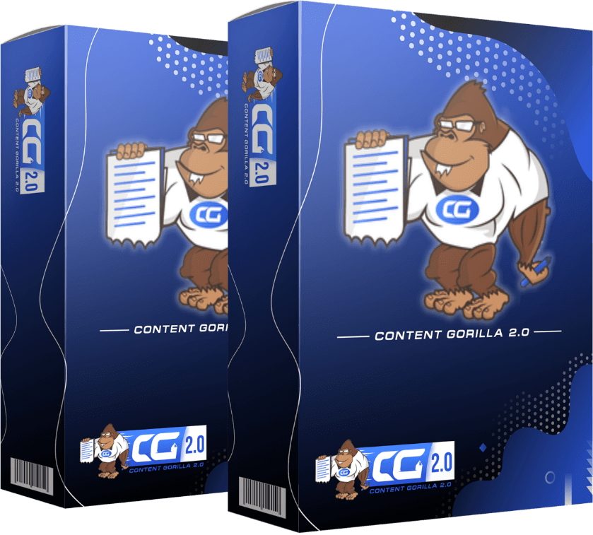 content gorilla - content creation and marketing tool