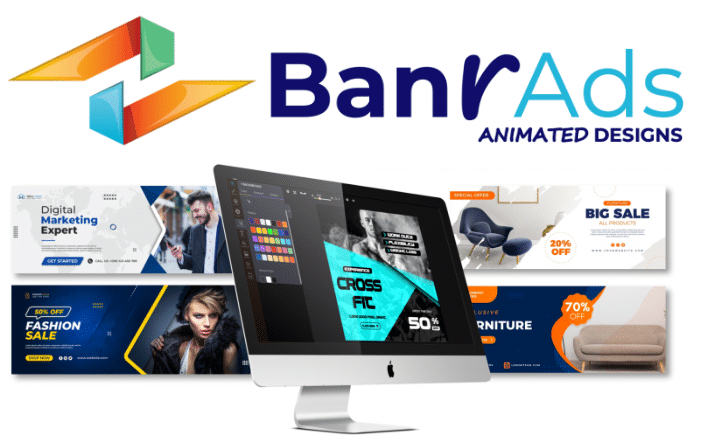 BanrAds - Create animated videos