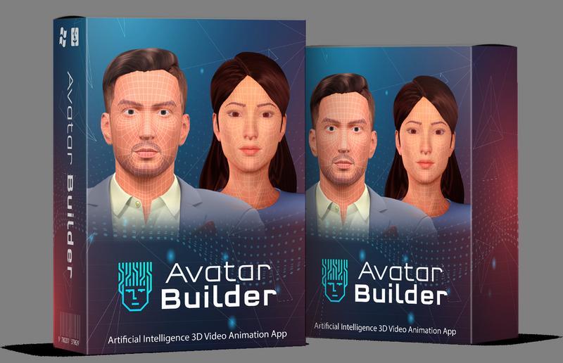 avatar builder 3d video animation app